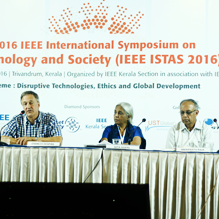 2016 IEEE International Symposium on Technology and Society