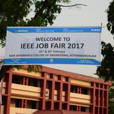 IEEE Job Fair 2017