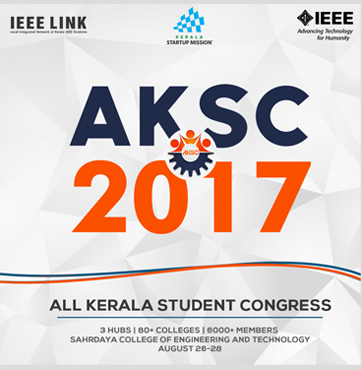 IEEE All Kerala Students Congress 2017