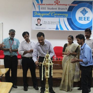 91st Student Branch of IEEE Kerala Section