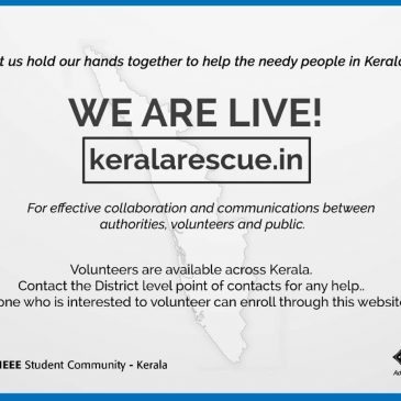 Visit keralarescue.in to volunteer!!