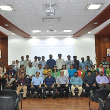 "Workshop on ""Synthetic aperture radar data processing and analysis"""