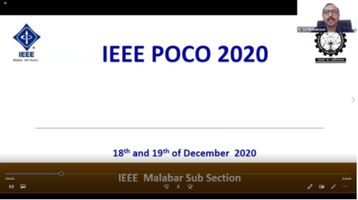 IEEE Panel of Conference Organizers (POCO) 2020