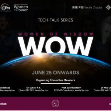 Women of Wisdom (WOW) – Webinar Series